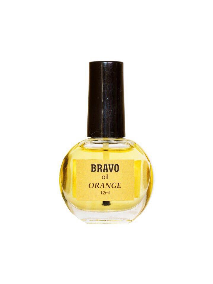 BRAVO масло для кутикулы (12 мл.) Апельсин