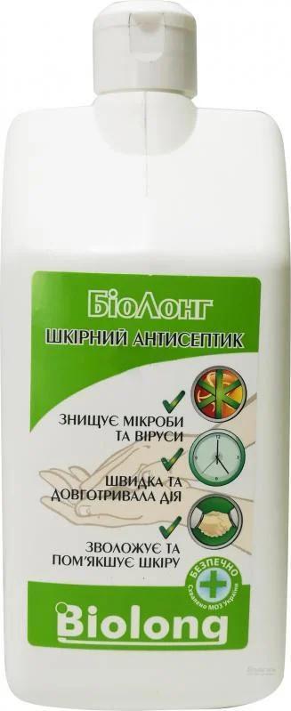 Антисептик кожный (1000мл) дезинфицирующий БИОЛОНГ