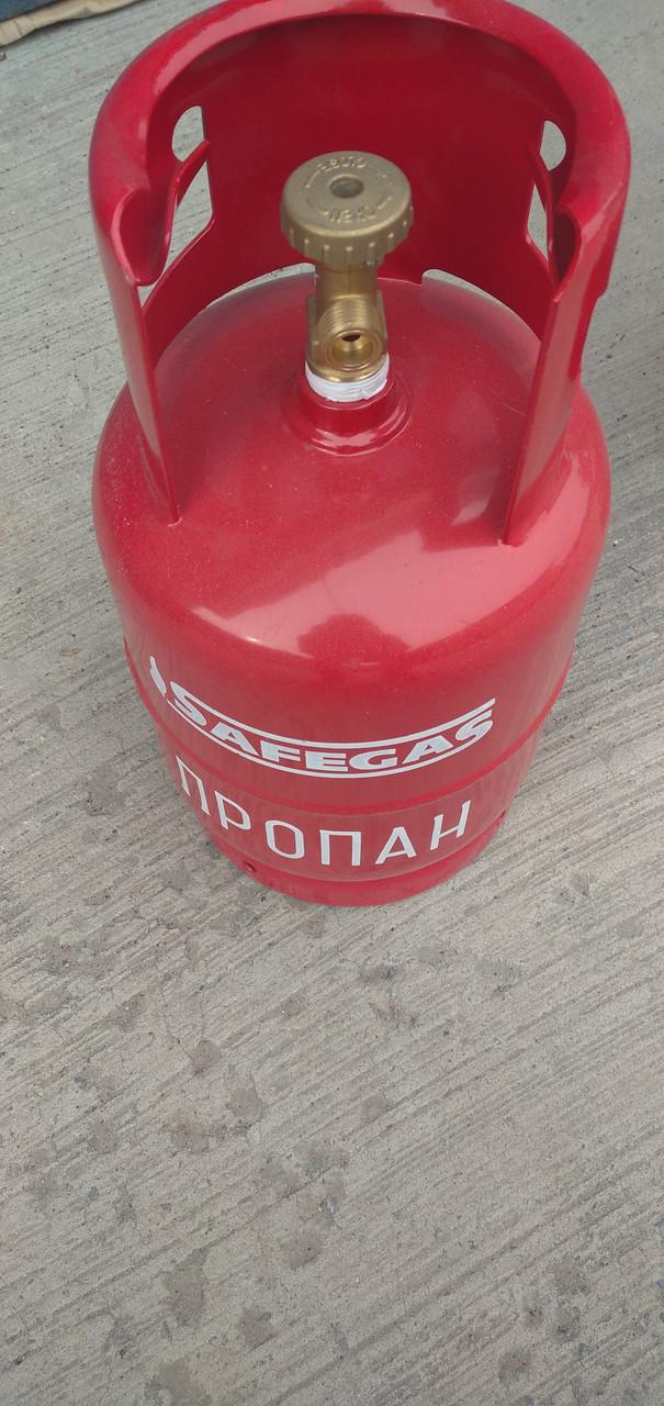 Баллоны газовые SAFEGAS металлический 12л