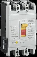 Выключатель автоматический ВА66-31 3Р 32А 18кА GENERICA