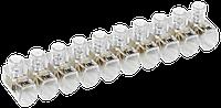 Зажим винтовой концевой изолированный КЗВИ 2,5мм2 (10x1) IEK