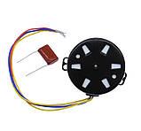 Электромотор 2,5 об/мин. 220В. 6,5 Вт. KTYZ-50 . реверсивный., фото 5