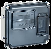 Корпус пластиковый ЩУРн-П 1/3 IP66 PC IEK