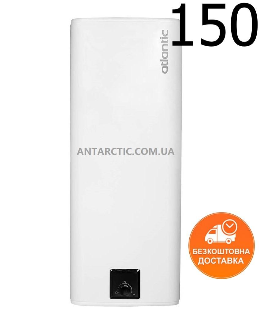 Бойлер 150 литров ATLANTIC STEATITE CUBE VM 150 S4 C M л, водонагреватель электрический с сухим теном
