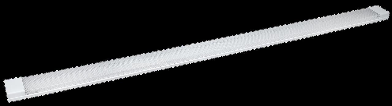 Светильник светодиодный линейный ДБО 4014 36Вт 6500К IP20 1200мм призма IEK