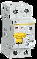 Устройство защиты от дугового пробоя УЗДП63-1 16А IEK