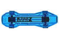 Скейтборд NEON Скейт Cruzer MAX синий N100790