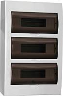 Щит навесной IEK ЩРН-П-36 3 ряда 473х307х105 IP41, фото 1