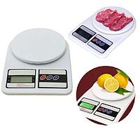Кухонные электронные весы Domotec ACS MS 400 до 10 кг, фото 1