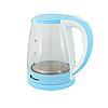 Электрочайник DOMOTEC MS-8214 голубой | электрический чайник, фото 2