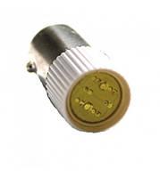 Сигнальная лампочка для кнопки (желтая матрица)/220 В AC/DC IEK