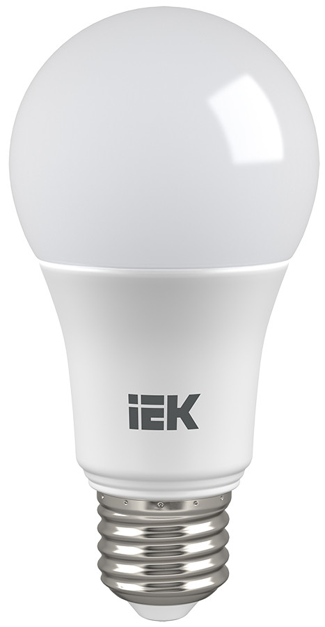 LED лампа IEK LLA-A60-15-230-40-E27 Alfa A60 15Вт 4000К Е27 1350Лм