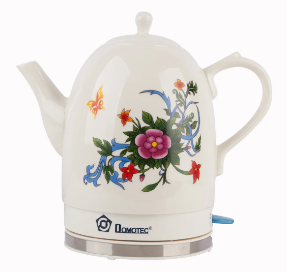 Електрочайник керамічний DOMOTEC MS-5055   електричний чайник
