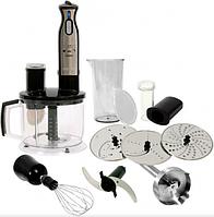 Многофункциональный погружной блендер Rotex RTB 810-B | кухонный измельчитель, фото 1