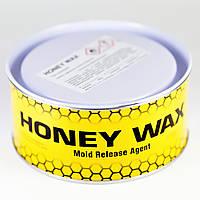 Воск Карнаубский Honey Wax разделительная смазка для смол пастоподобный, 400г, ТМ Просто и Легко
