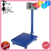 Электронные торговые весы ACS 600 кг FOLD 45*60, фото 1