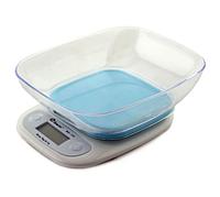 Кухонные электронные весы Domotec MS-125 до 7кг с чашей, фото 1