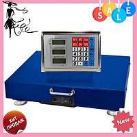 Электронные торговые весы ACS 350 кг WIFI 40*45 Domotec, фото 1