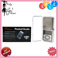 Электронные ювелирные весы Domotec MS 1724B ACS 200gr/0.01g