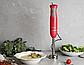 Ручной погружной блендер Magio MG-653 | кухонный измельчитель, фото 2