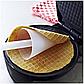 Электрическая вафельница MAGIO MG-390 | электровафельница для тонких вафель, фото 5