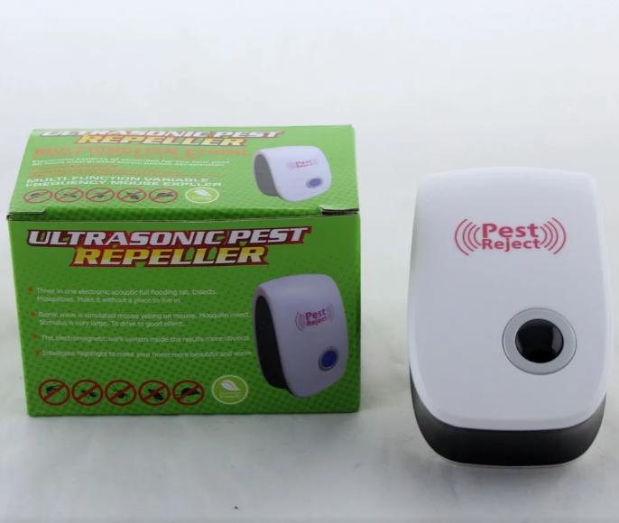 Отпугиватель грызунов и тараканов PEST REJECT HC-9 ART 1670 | Отпугиватель насекомых