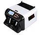 Рахункова машинка з детектором валют Bill Counter 555MG | Машинка для рахунку грошей, фото 2