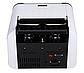 Рахункова машинка з детектором валют Bill Counter 555MG | Машинка для рахунку грошей, фото 5