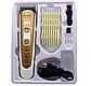 Профессиональная машинка для стрижки волос Gemei GM-6113   триммер для волос, фото 3