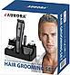 Професійна машинка для стрижки волосся Aurora AU 3083 | триммер для волосся, фото 4