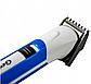 Профессиональная машинка для стрижки волос Gemei GM-702 | триммер для волос, фото 4