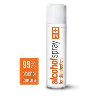 Спиртовой чистящий аэрозоль для дезинфекции (500 мл) CW-3350 ColorWay