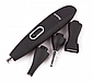 Триммер гигиенический MAGIO MG-913 Aqua 4 в 1 | бритва для носа ушей бровей, фото 3