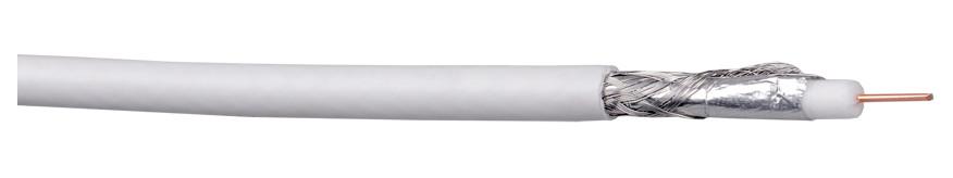 Кабель коаксиальный RG6, FPE, 305м, ITK