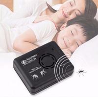 Мини ультразвуковой отпугиватель комаров Aokeman AO-149 | ловушка для насекомых | приманка для комаров, фото 1