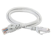 Коммутационный шнур (патч-корд), кат.6 UTP, 0,5м ITK