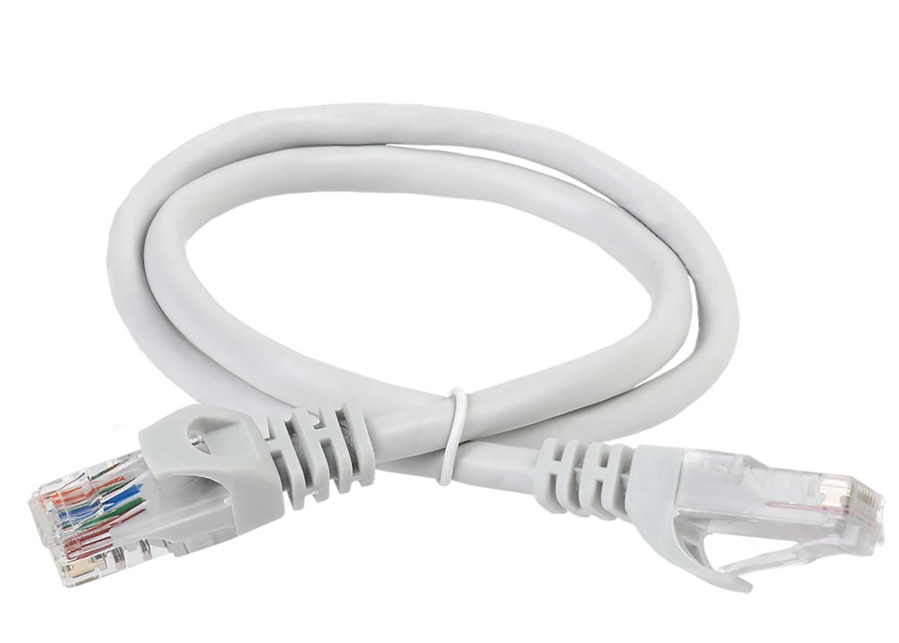 Коммутационный шнур (патч-корд), кат.6 UTP LSZH, 1м ITK