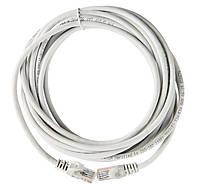 Коммутационный шнур (патч-корд), кат.6 UTP LSZH, 5м ITK