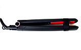 Прасочка для волосся Domotec MS 4908 | Щипці випрямляч Домотек, фото 2