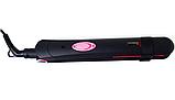Прасочка для волосся Domotec MS 4908 | Щипці випрямляч Домотек, фото 3