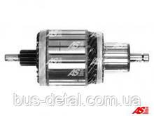 Ротор стартера AS-PL SA0049 Alfa Romeo 147, Alfa Romeo 156, Alfa Romeo 159, Alfa Romeo 166, Alfa Romeo Brera,