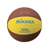 Баскетбольный мяч Mikasa SB512-YBR
