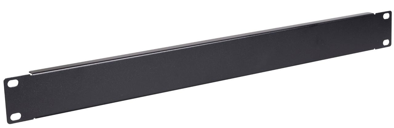 Черная фальш-панель 1U ITK FP05-01UM