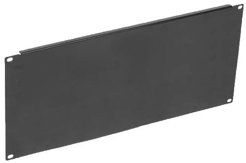 Черная фальш-панель 4U ITK FP05-04UM
