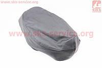 Чехол сидения Honda DIO TACT AF24 (эластичный, прочный материал) черный