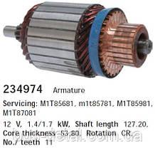 Ротор стартера HC-Cargo 234974 234974