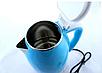 Электрочайник DOMOTEC MS-5024 2л голубой | электрический чайник, фото 3