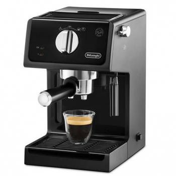 Ріжкова кавоварка DeLonghi ECP 31.21 BK 01306
