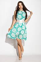 Платье женское GS 964K022 (Бирюзовый)