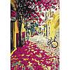 Набор для творчества «Картины по номерам– «Яркая Греция» 35*50см.